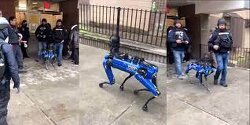 """They're Normalizing Police Robots By Calling Them """"Dogs"""""""