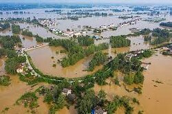 Flooding in West China Destroys Agricultural Production