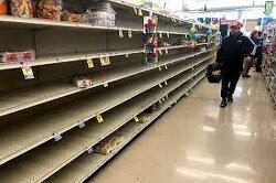 Food Shortages, Empty Store Shelves, Power Outages! Civil Unrest Next?
