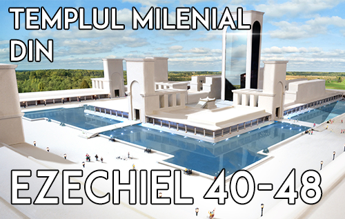 Templul Milenial din Ezechiel 40-48