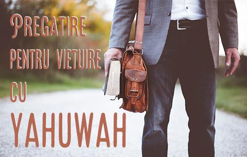 Pregătire pentru viețuire cu Yahuwah