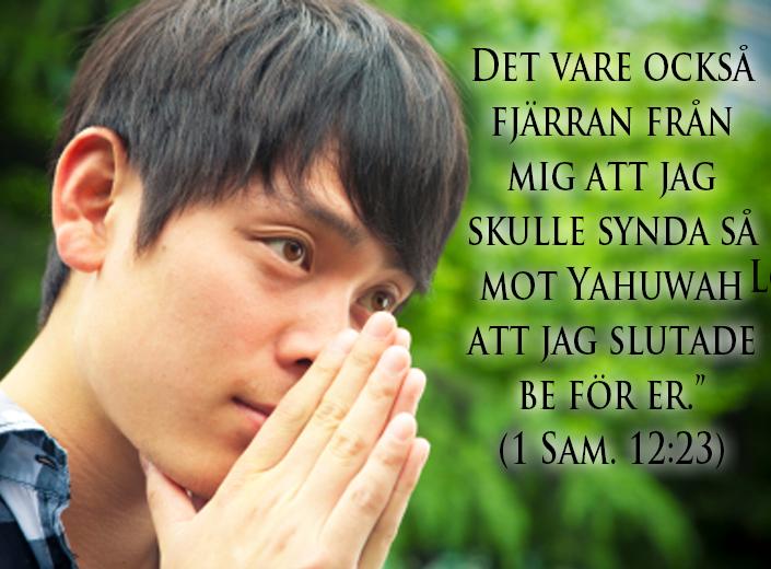 1 Samuelsboken 12