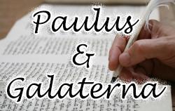 Paulus och galaterna