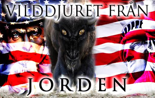 Vilddjuret från jorden: Förenta Staterna i profetia