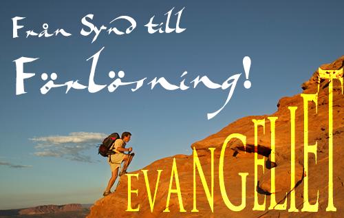 Evangeliet | Från synd till förlösning!