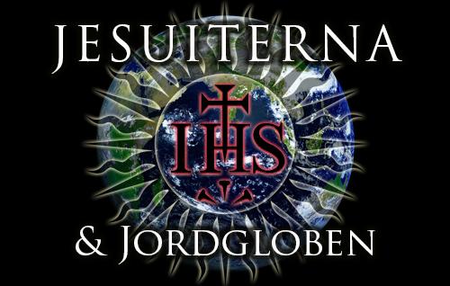 Jesuiterna & jordgloben: Den största av konspirationer!