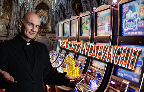 Välståndsevangeliet: Religiöst hasardspel