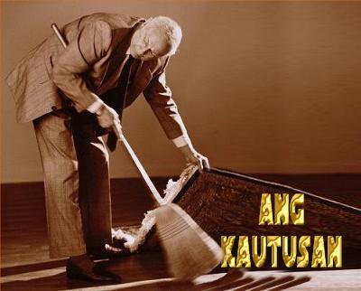 taong nagwawalis