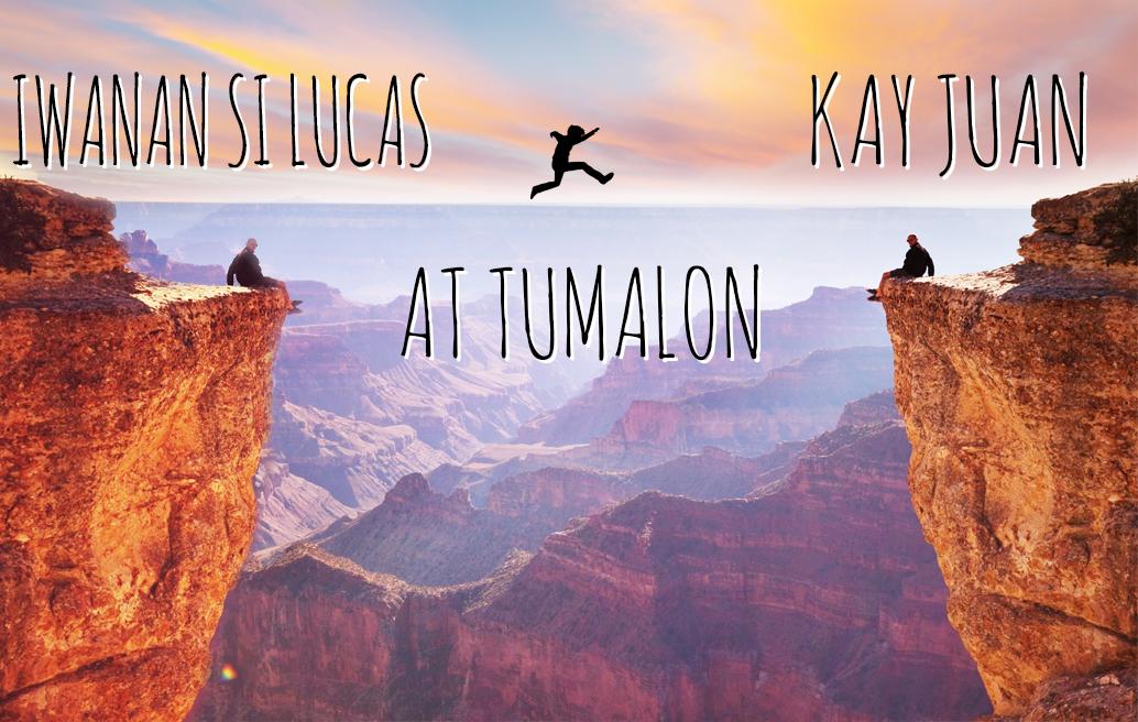 Iwanan si Lucas at Tumalon kay Juan