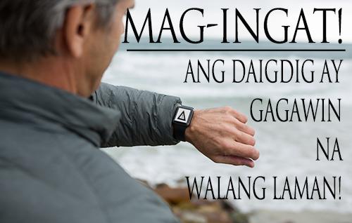 Mag-Ingat! Ang Daigdig ay Gagawin Na Walang Laman!