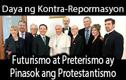 Daya ng Kontra-Repormasyon: Futurismo at Preterismo ay Pinasok ang Protestantismo