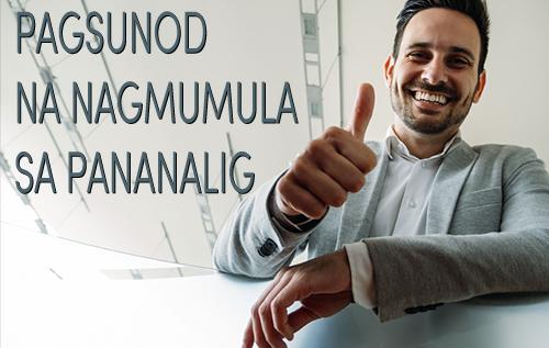 Pagsunod na Nagmumula sa Pananalig