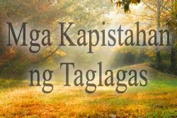 Mga Kapistahan ng Taglagas