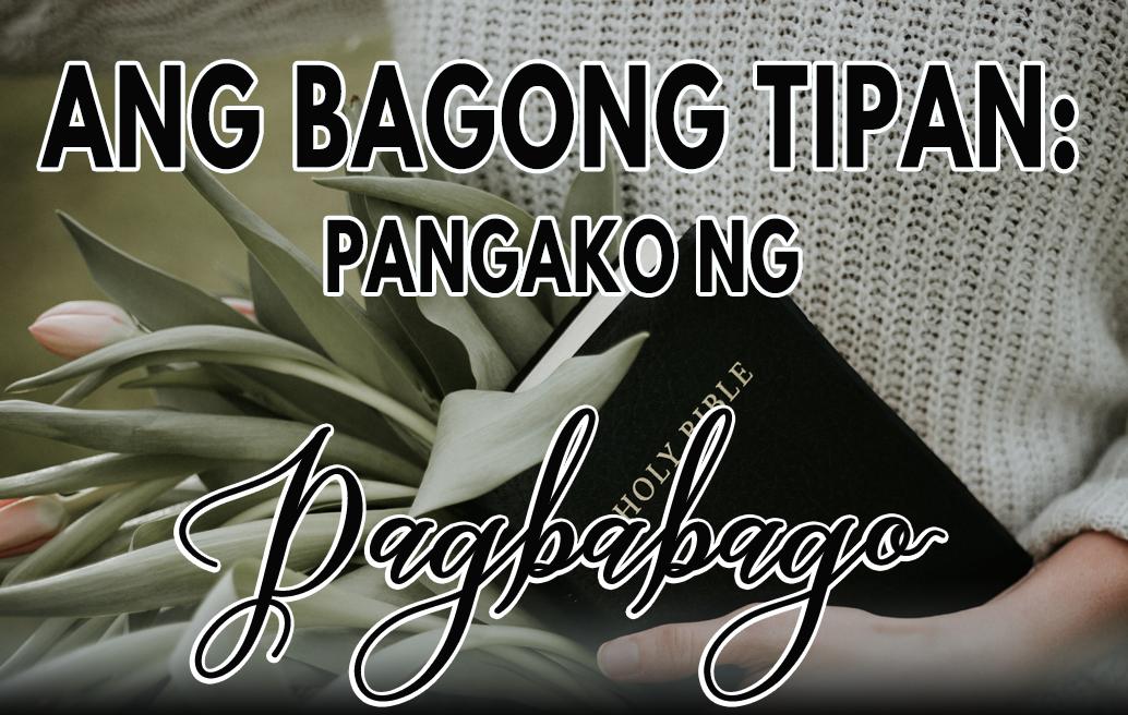 Ang Bagong Tipan: Pangako ng Pagbabago