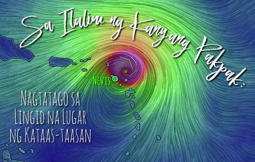 Sa Ilalim ng Kanyang Pakpak: Nagtatago sa Lingid na Lugar ng Kataas-taasan