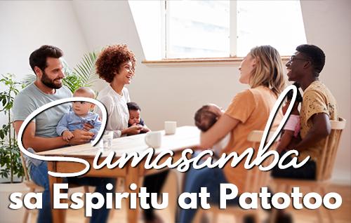 Sumasamba sa Espiritu at Patotoo