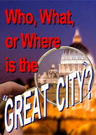 """Who, What, or Where is the """"Great City""""?"""