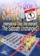 International Date Line Change: The Sabbath Unchanged?