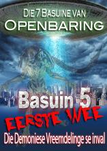 7 Basuine van Openbaring | Demoniese Inval van die 1ste Wee (Basuin 5)