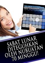 Sabat Lunar Diteguhkan oleh Nubuatan 70 Minggu!