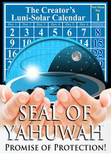 Seal Of YAH: Promise of Protection!