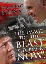 Breaking News! The Image to  the Beast is forming NOW!