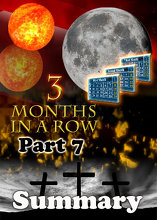 Three Months in a Row | Part 7 Summary