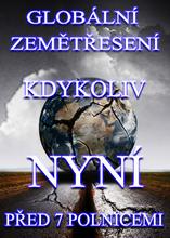 Globální Zemětřesení signalizující 7 Polnic
