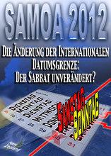 Die Änderung der Internationalen Datumsgrenze: Der Sabbat unverändert?