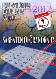 Internationella datumlinjen ändrad: Sabbaten oförändrad?