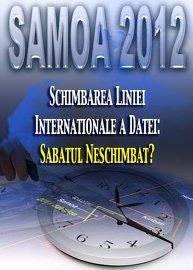 Schimbarea Liniei Internationale a Datei: Sabatul Neschimbat?