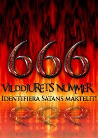 666: Vilddjurets nummer | Identifiera Satans maktelit!
