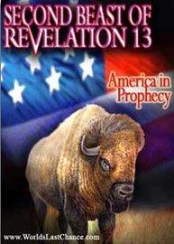 预言中的美国/识別启示彔十三章的第二只兽!