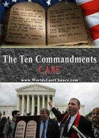 El caso de los Diez Mandamientos