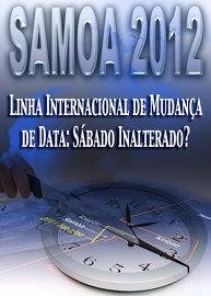 Linha Internacional de Mudança de Data: Sábado Inalterado?