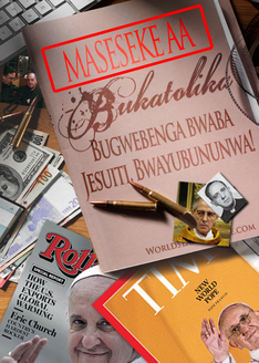 Maseseke aa Bukatolika   Bugwebenga bwaba Jesuiti, bwayubununwa!