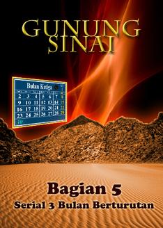 Seri 5. Gunung Sinai
