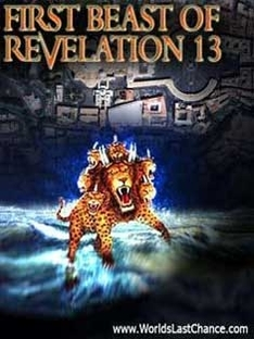 Prva zver iz Razodetja 13 je identificirana!